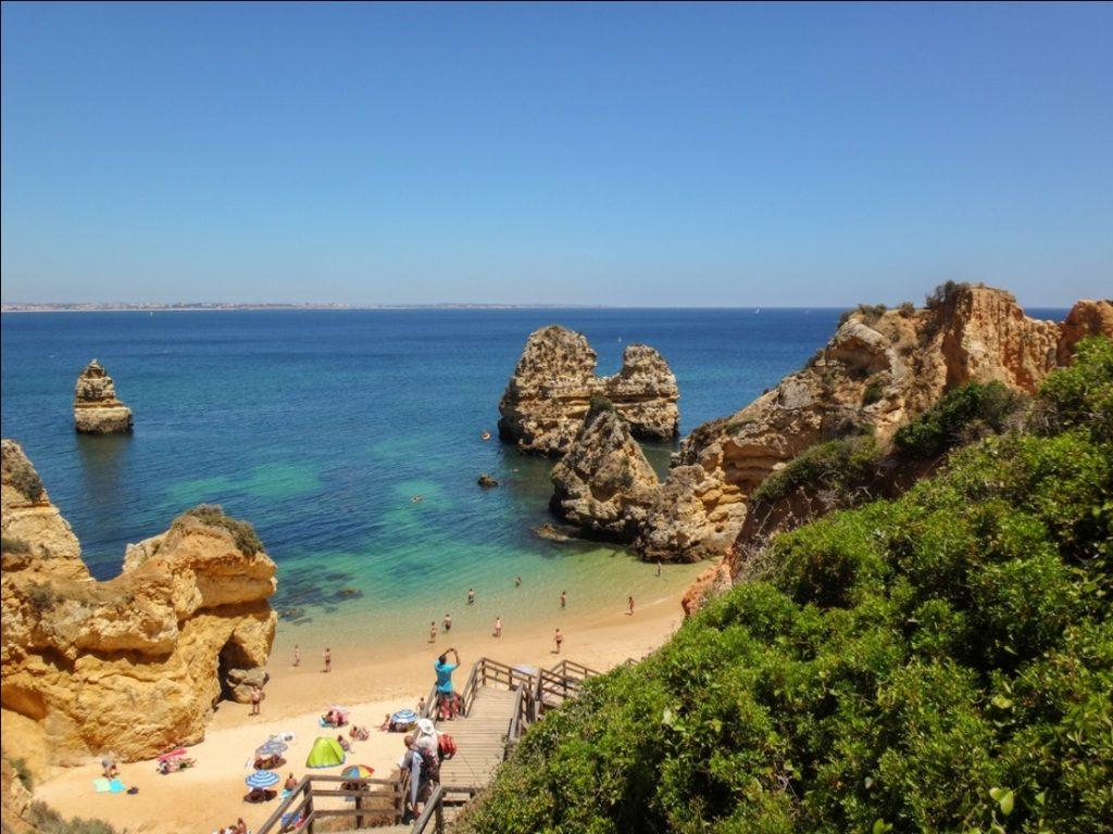 Bãi biển Camilo Bồ Đào Nha
