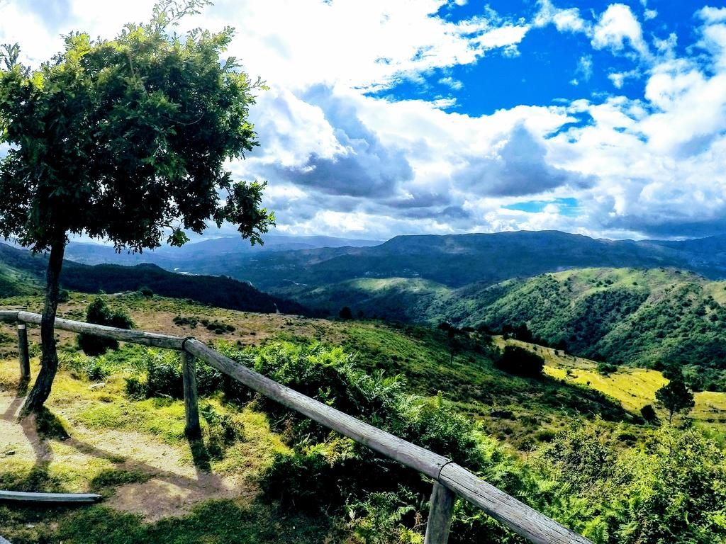 Rừng quốc gia Peneda-Geres ở Braga, Bồ Đào Nha