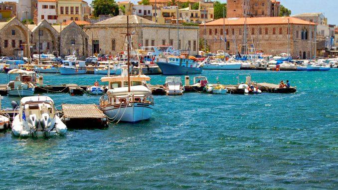 Đảo Crete Hy Lạp