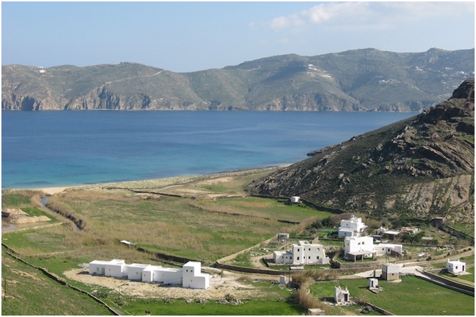 Đảo Mykonos của Hy Lạp