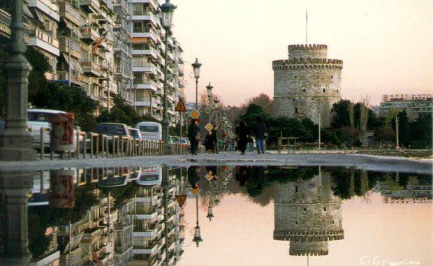 Vẻ đẹp của thành phố Thessaloniki, miền Bắc Hy Lạp