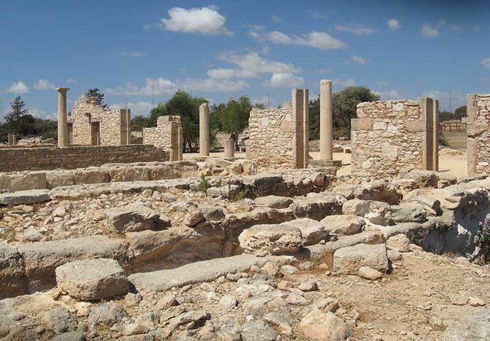 Ngôi đền nổi tiếng thờ nữ thần tình yêu và sắc đẹp Aphrodite