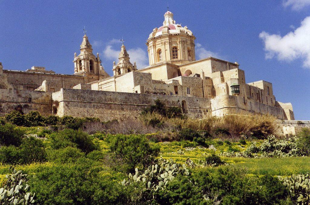 Vẻ đẹp yên bình của Mdina, Malta
