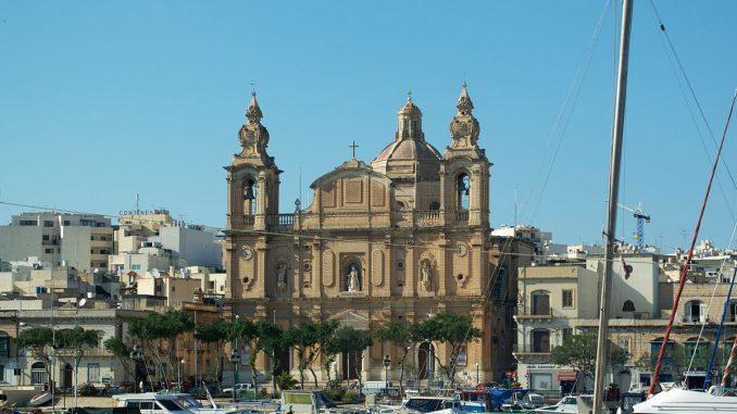 Cảnh đẹp Msida, Malta