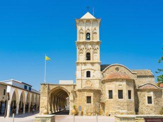 Nhà thờ Saint Lazarus, thành phố Larnaca Sip