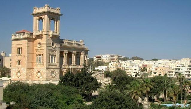 Một góc Pembroke - Malta