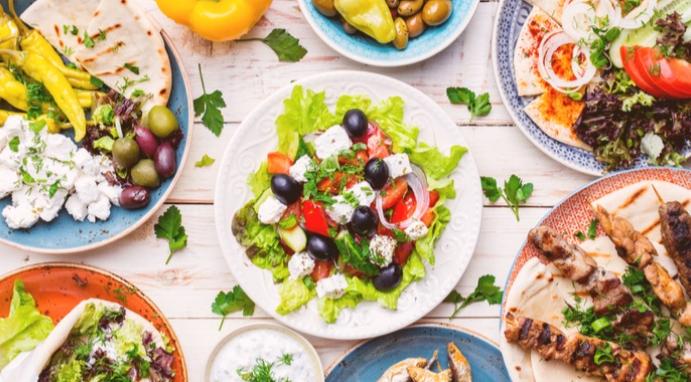 Sức hấp dẫn của ẩm thực Hy Lạp