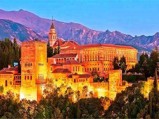 du học Tây Ban Nha, Granada