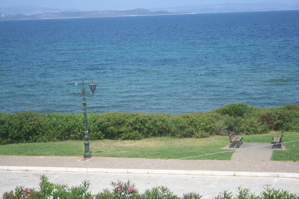 Biển Nea Makri Hy Lạp