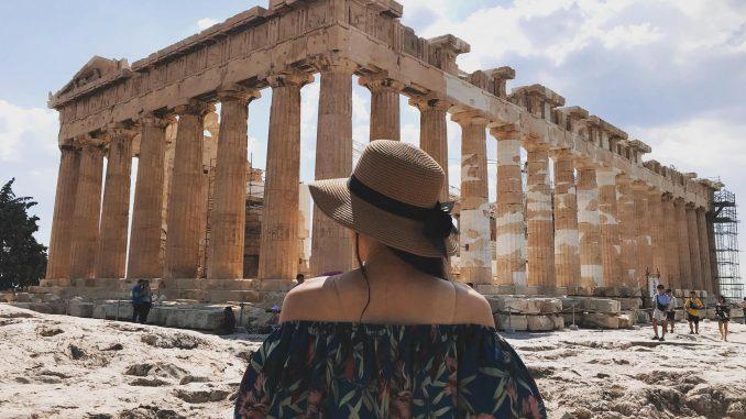 định cư Hy Lạp, con đường định cư Châu Âu