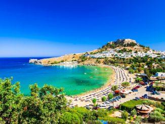Cảnh đẹp ở đất nước Hy Lạp