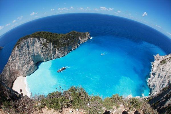 Phong cảnh tuyệt đẹp của đất nước Hy Lạp