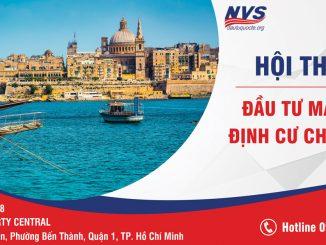 hội thảo định cư Malta