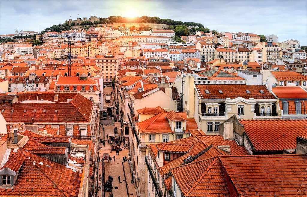 Thị trường việc làm tại Lisbon