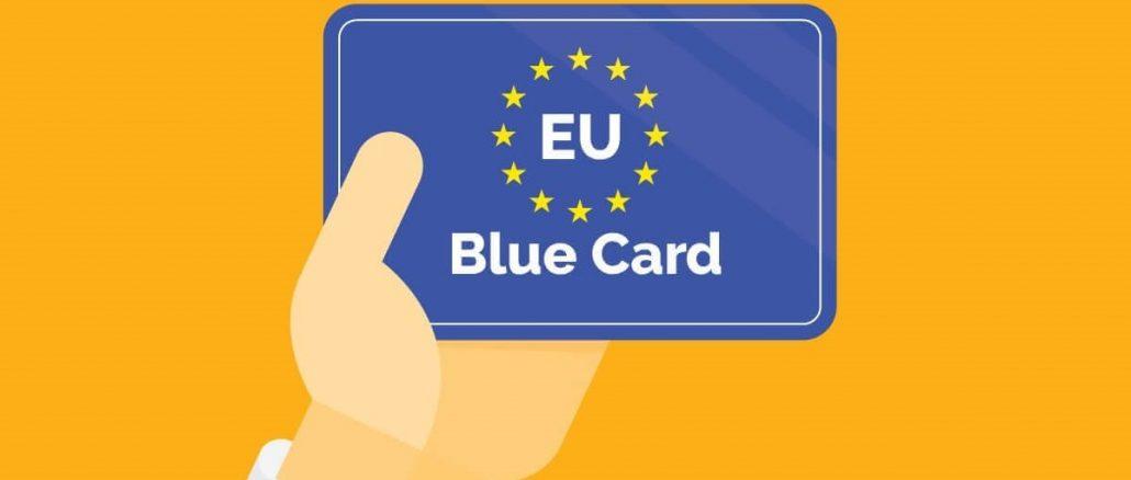 Thẻ xanh Châu Âu (EU)