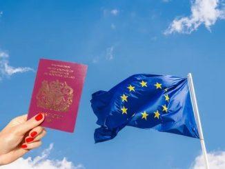 Mọi hộ chiếu EU đều trong Top 20